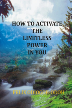 How to activate the limiteless power in you. - Cover